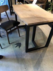 テーブル用 脚を製作してみました。